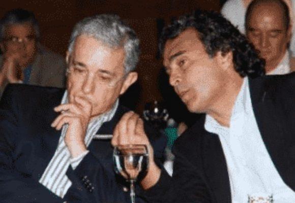 Hasta Álvaro Uribe Vélez le dice tibio a Sergio Fajardo