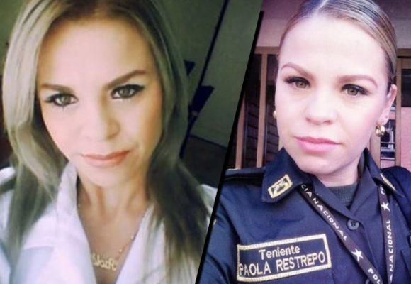 Dictaba charlas en los colegios y enamoraba con su uniforme: la historia de la falsa policía ladrona