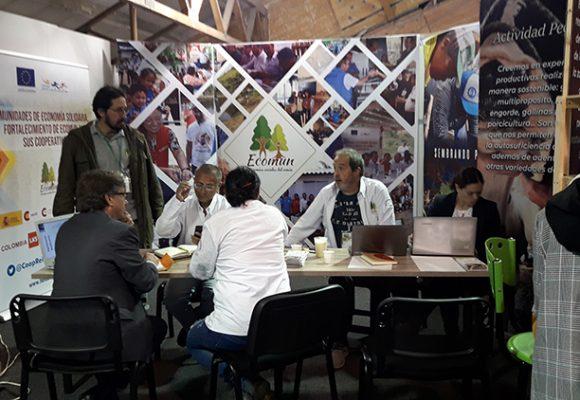 Exguerrilleros de Farc enfrentan la pandemia con intercambios solidarios