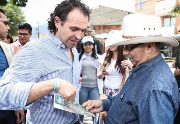 La particular obsesión del alcalde de Medellín