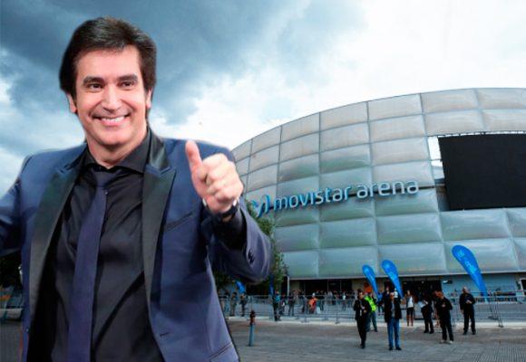 Dante Gebel, el pastor evangélico que llenará el Movistar Arena