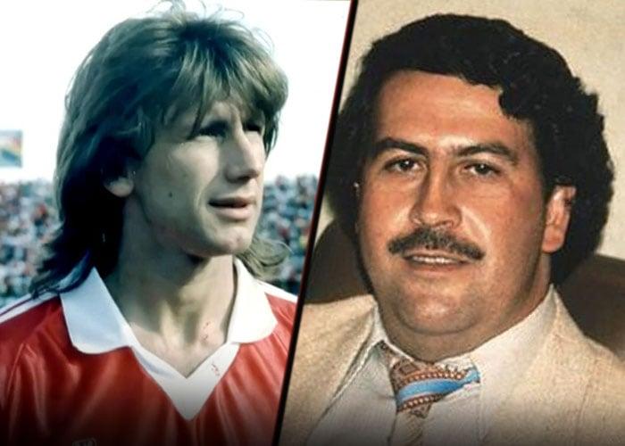 Cuando Pablo Escobar mandó a matar a Ricardo Gareca
