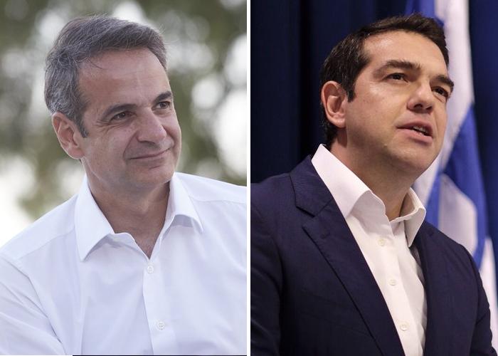 Grecia pasó la página: Kyriakos Mitsotakis sucederá a Alexis Tsipras como primer ministro