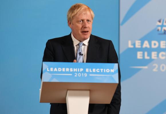 Con el nuevo primer ministro inglés el Brexit está garantizado