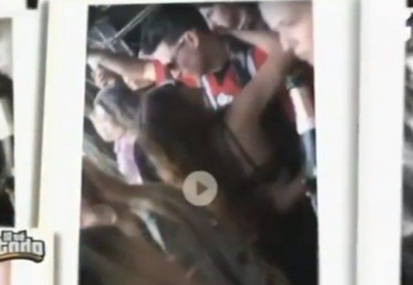 VIDEO: ¿Luisa Fernanda W ya se besa con Pipe Bueno?