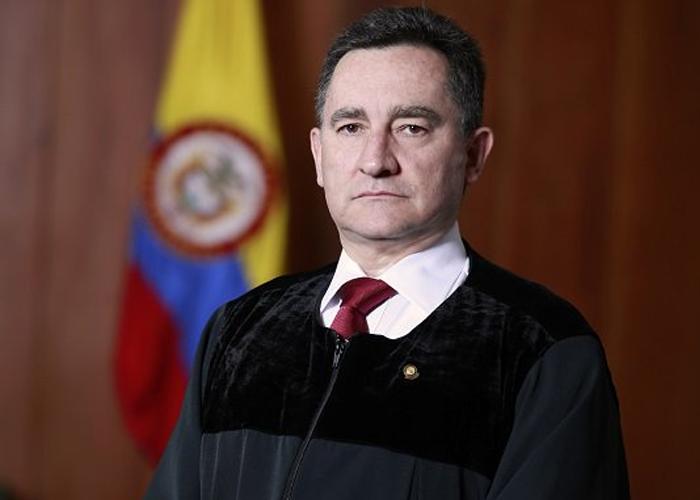 Al ilustre Álvaro Fernando García, presidente de la Corte Suprema de Justicia