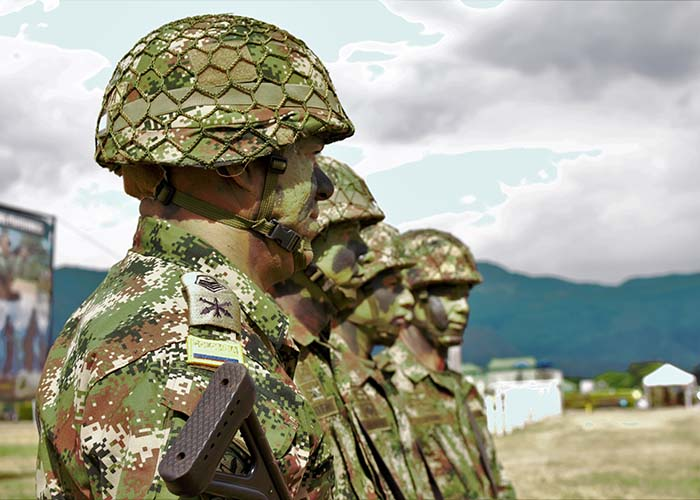 Altos oficiales del Ejército investigados por corrupción
