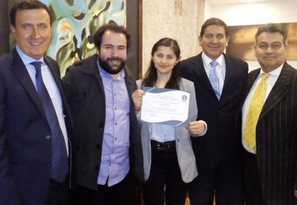 Un justo reconocimiento del Centro de Pensamiento Libre a Las2orillas