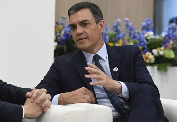 Contra los molinos de viento lucha Pedro Sánchez