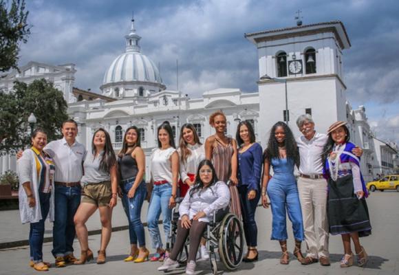 Las admirables mujeres de Proclama del Cauca