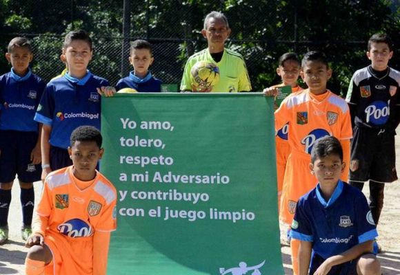 Envigado y el fair play repiten