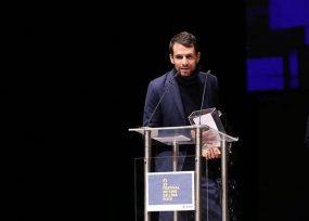 El colombiano Tomas Pinzón gana con el documental La Paz en Lima