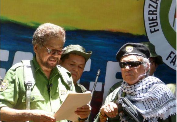 El destape político de Iván Márquez y su grupo guerrillero