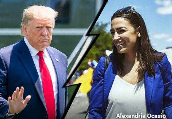Alexandria Ocasio-Cortez, la estrella del Congreso gringo llega a NETFLIX