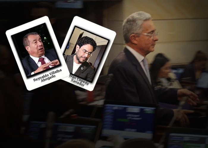 El round que le ganó el abogado de Iván Cepeda a Uribe