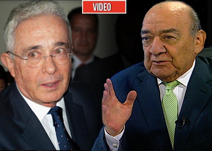 La pregunta de Yamid Amat que enfureció a Uribe