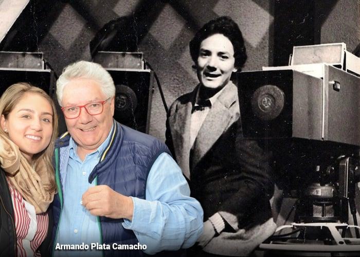 Armando Plata Camacho, el hipster de 70 años que creó Radioacktiva