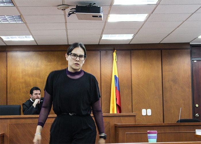 La fiscal no aceptó su derrota en el juicio y procedió a apelar la decisión. Foto: Leonel Cordero