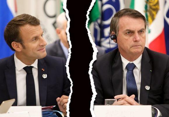 Sanción europea contra Bolsonaro por incendios en el Amazonas