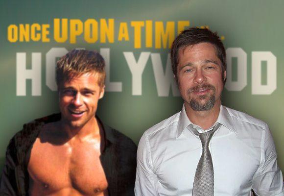 VIDEO: Brad Pitt encabeza la lista de los más sucios de Hollywood