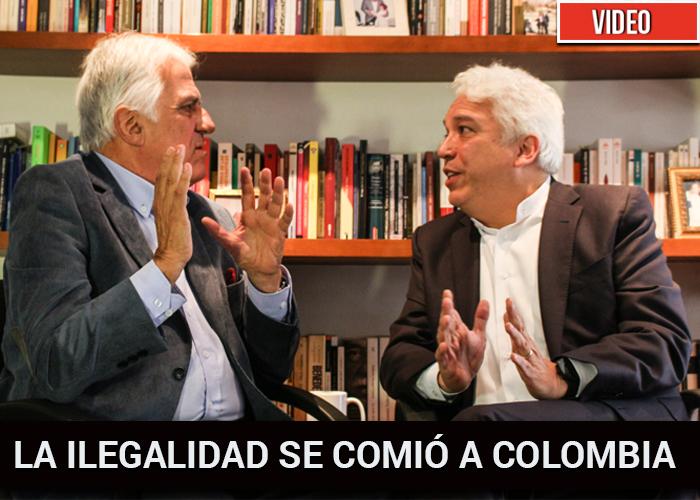 Carlos Alonso Lucio rompe su silencio en esta explosiva conversación