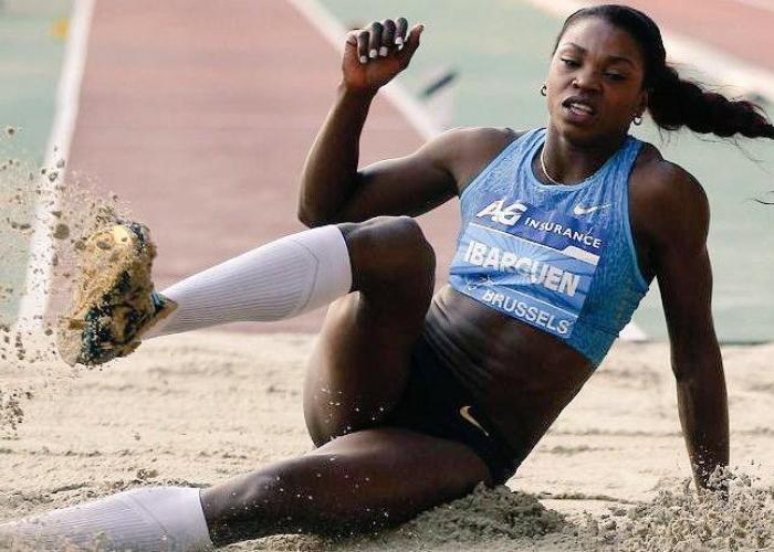 ¿Qué hay detrás de la lesión de Catherine Ibarguen que la sacó de los Panamericanos?