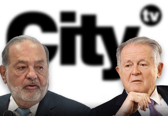 Carlos Slim quiere quedarse con Citytv