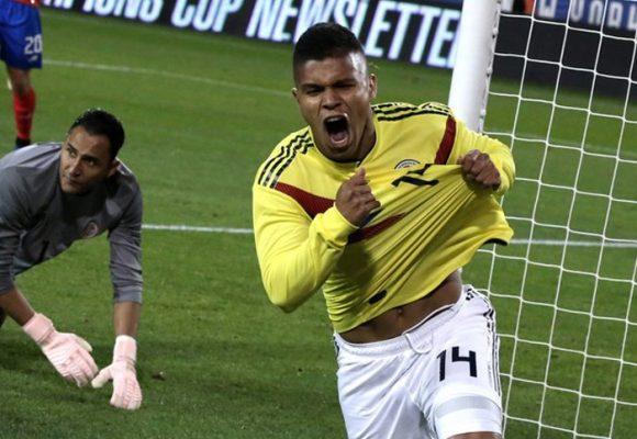 'Cucho' Hernández, ¿la última decepción de la Selección Colombia?