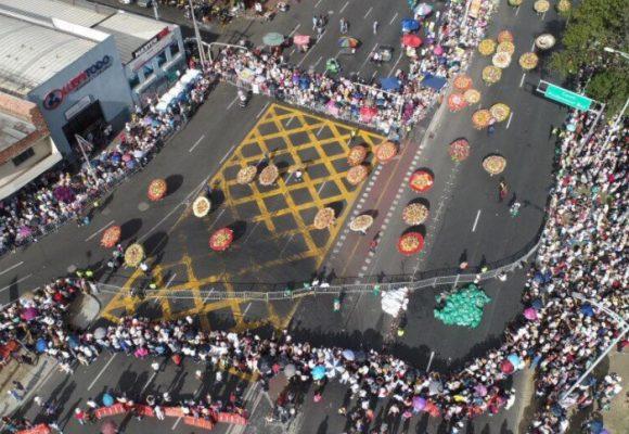 Feria de las Flores se vivió con cultura ciudadana