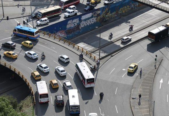 Así quedó el nuevo pico y placa de Medellín