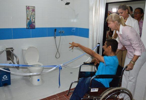 Personas discapacitadas tienen vida más amable en el Valle