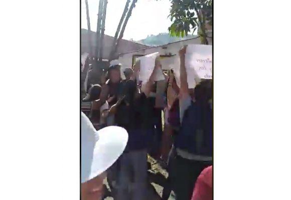 VIDEO: Hasta en Antioquia ya le gritan paraco a Uribe
