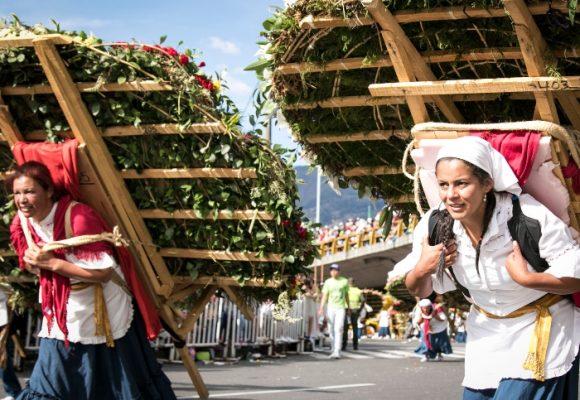 Feria de las Flores: la cara más linda de Medellín