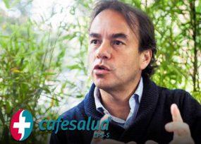 Con mano dura llegó el liquidador, Felipe Negret, a Cafesalud
