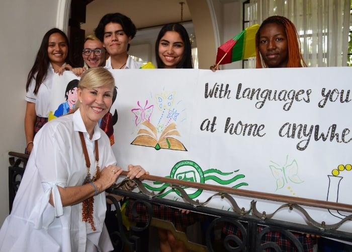 Jóvenes de Buga y Tuluá: ¡A hablar bien inglés!