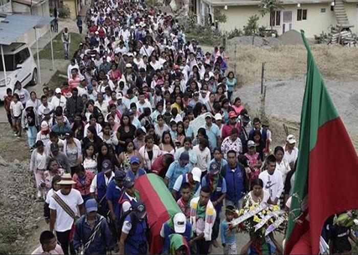 Narcos mexicanos del Cartel de Sinaloa, la amenaza para los indígenas del Cauca