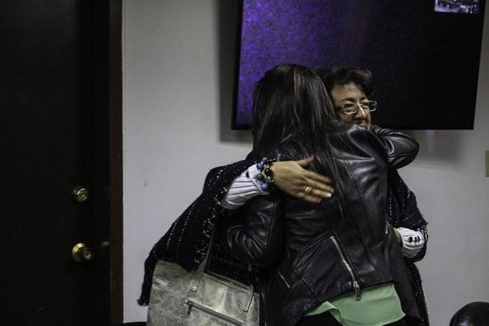 La delegada de la Procuraduría pidió previo al dictamen judicial la absolución de los hermanos. Foto: Leonel Cordero