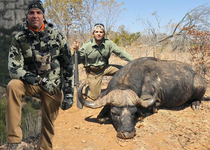 Matar animales salvajes: el deporte favorito de Donald Trump Jr.