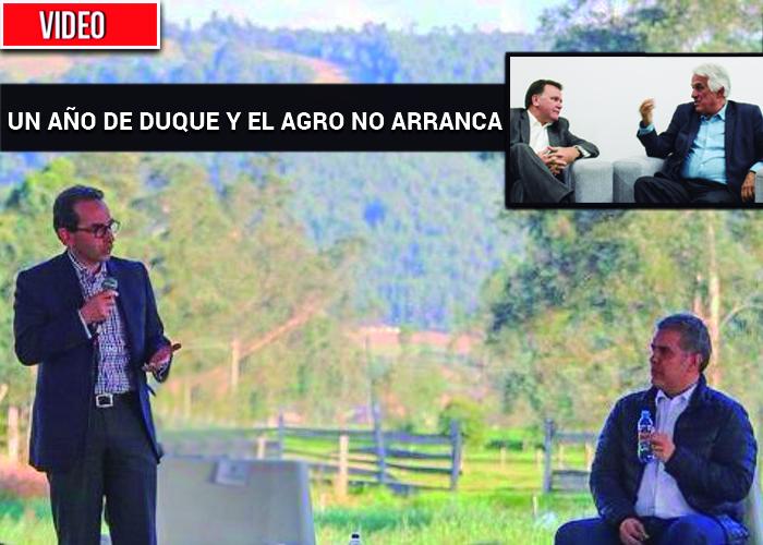 ¿Sabe el Presidente Iván Duque para dónde va el sector agropecuario?