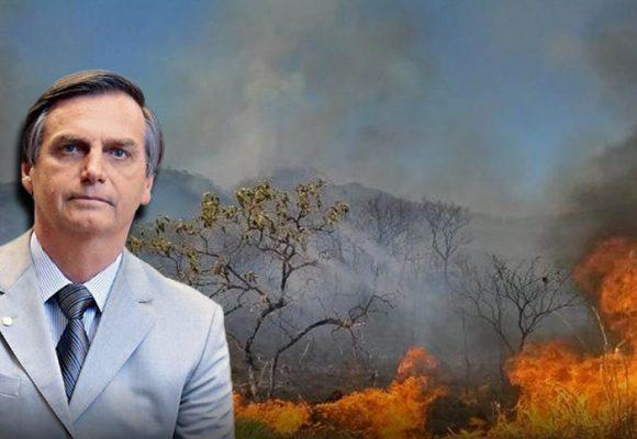 Millones de personas de todo el mundo se unen contra Bolsonaro
