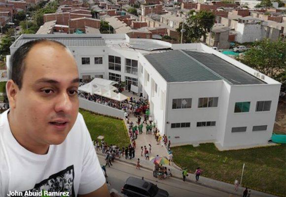 El alcalde de Girón que inauguró una biblioteca sin libros
