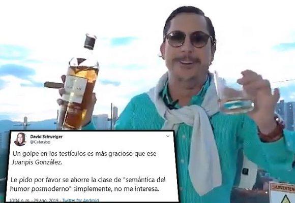 Los insultos de los Uribistas a Juanpis Gonzalez