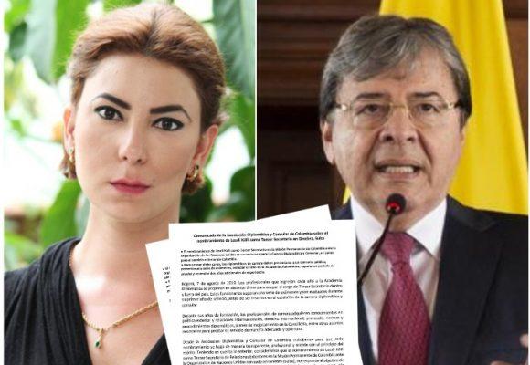 El nombramiento de Leszli Kálli tiene que caerse: Asociación Diplomática y Consular