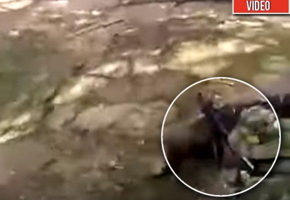 El video que probaría que el ejército asesinó al muchacho en Barranca