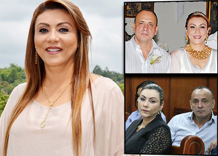 El matrimonio Valencia: una máquina de corrupción en Armenia