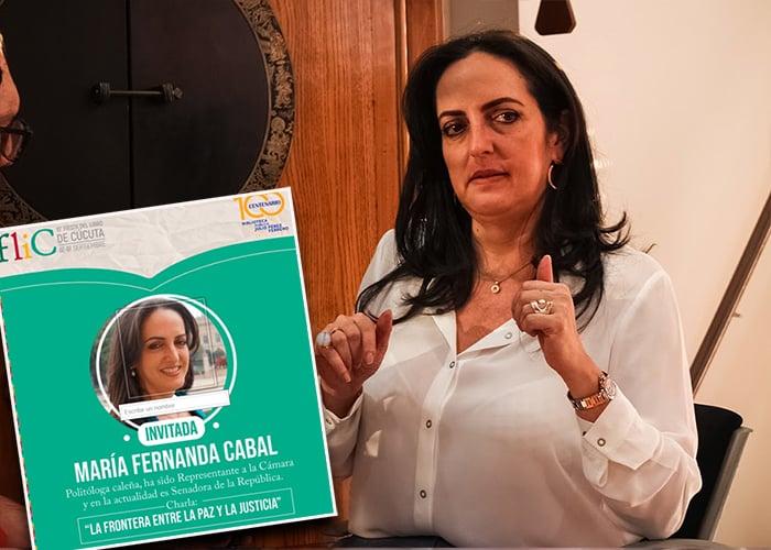 En Cúcuta, Mafe Cabal es considerada una superintelectual experta en paz