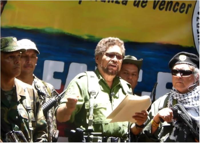 ¿Quiénes se fueron con Iván Márquez y cuál es la guerra que declaran?