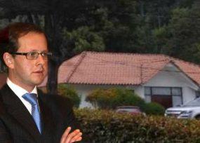 FOTO: La cabaña donde Andrés Felipe Arias cumple su condena