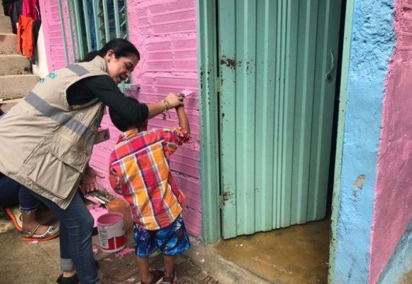 Medellín: territorio seguro para niños y niñas