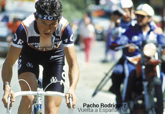 Pacho Rodríguez y el triunfo que se le escabulló en la Vuelta a España